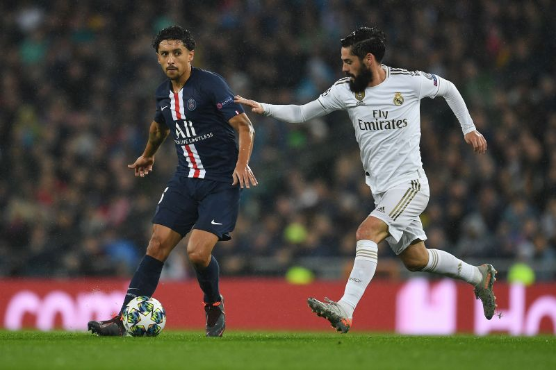 Marquinhos has been a rock for PSG this season
