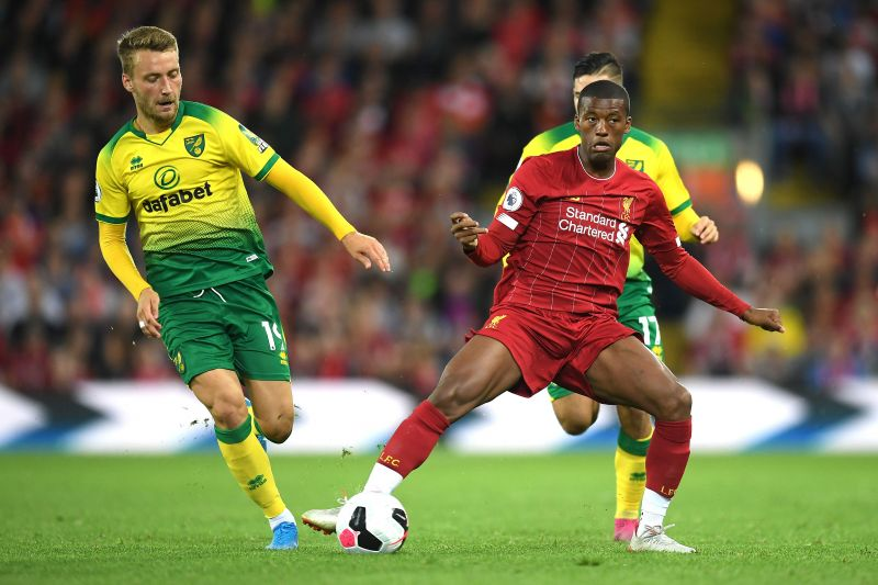 Liverpool travel to Carrow Road to take on Norwich City in the Premier League