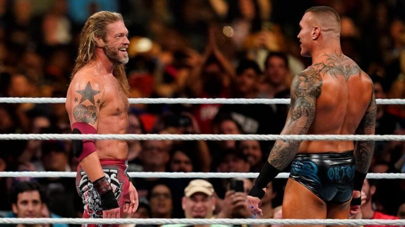 The feud between Randy Orton and Edge is must-watch television right now