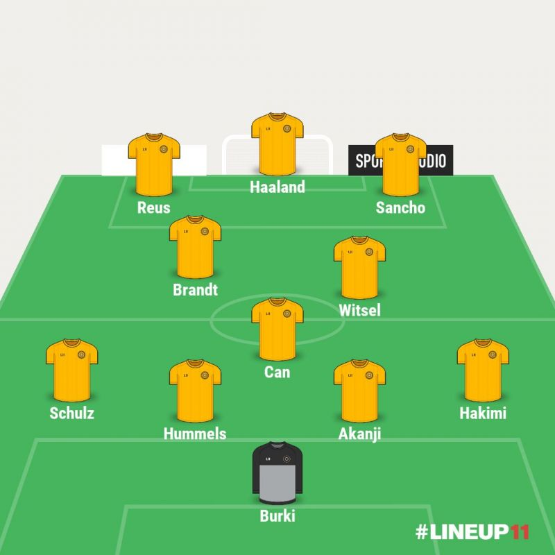 Can as a defensive midfielder