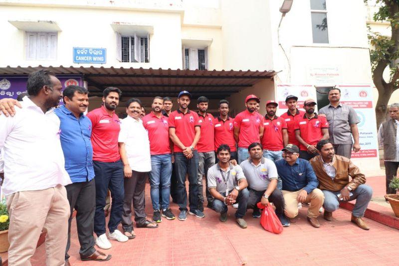 Members of the Indian Men