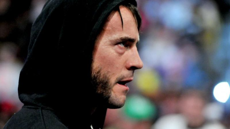CM Punk is now an analyst on WWE Backstage