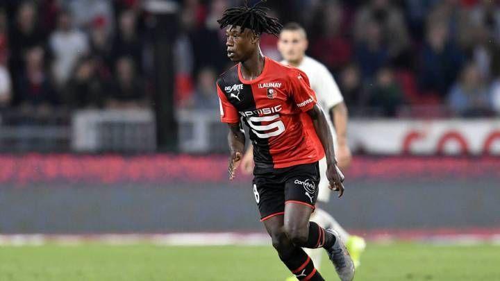 Camavinga has announced himself to Europe