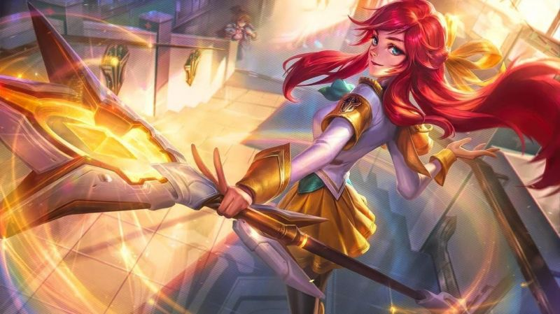 Lux getting some love from Riot in patch 10.4