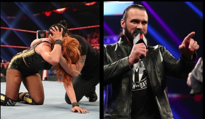 RAW was an exciting episode