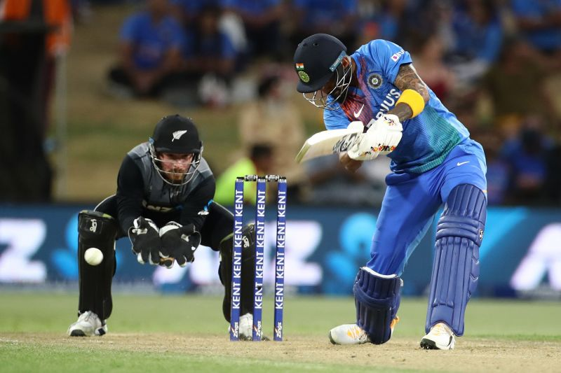 KL Rahul reached his career-best second position in ICC T20I rankings among batsmen.