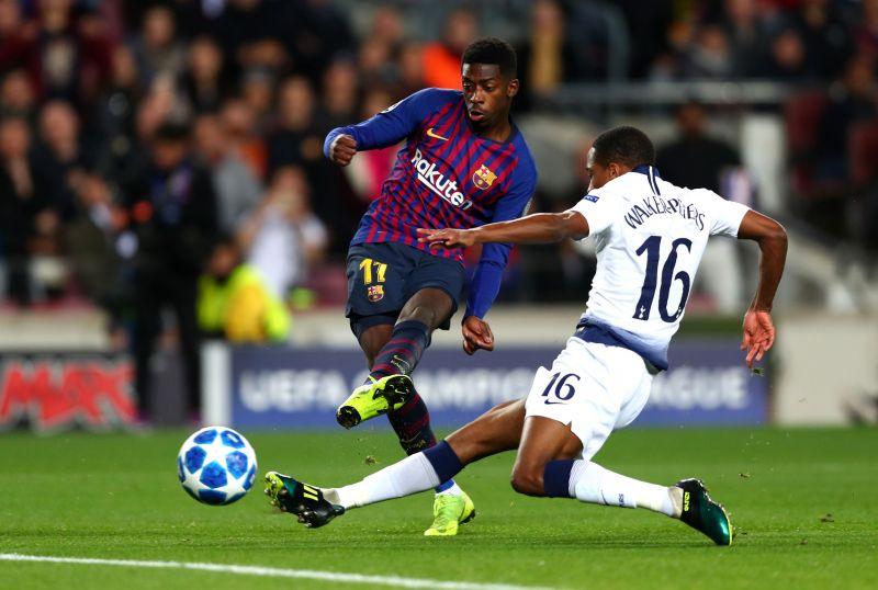 Dembele cost Barcelona an eye-watering €105m in 2017