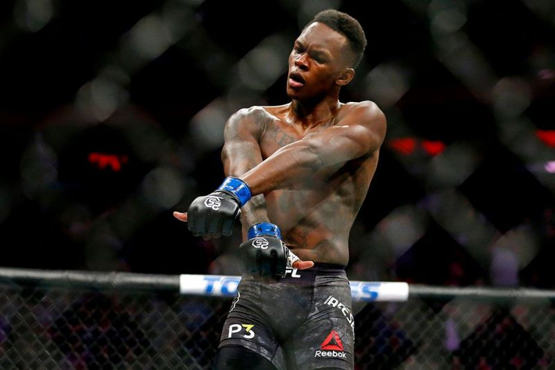 Could the UFC sell a superfight between Jones and Israel Adesanya?