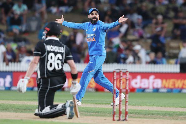 भारतीय टीम की न्यूजीलैंड दौरे पर पहली हार