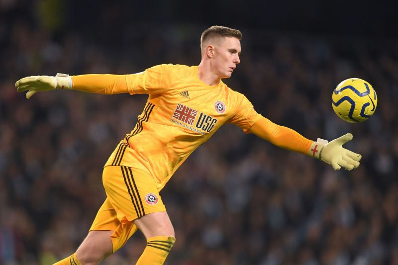 Dean Henderson has been impressive for Sheffield United this season