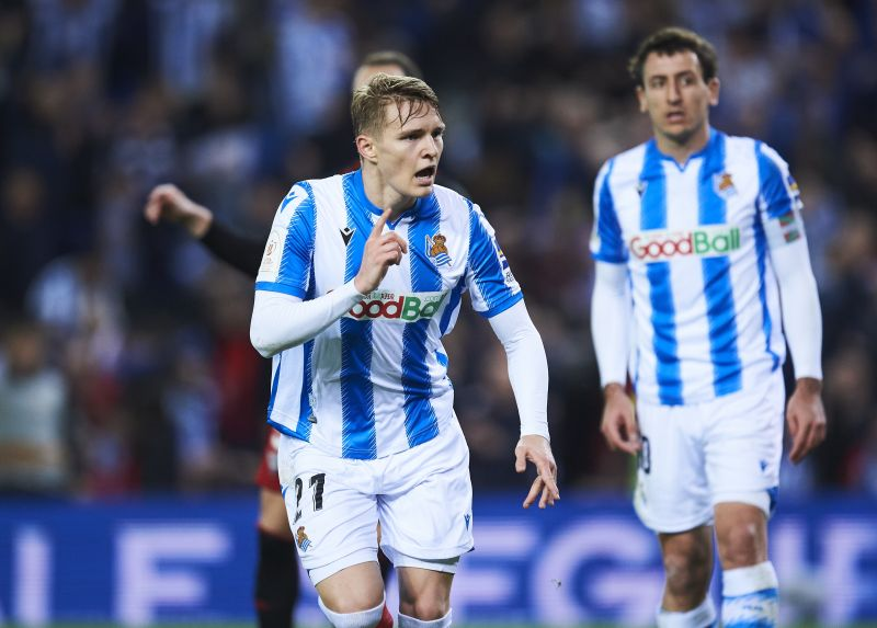 With Martin Odegaard leading the way, Real Sociedad have been one of the teams to watch out for in La Liga this season.