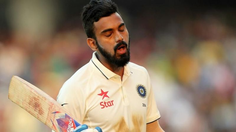 KL Rahul was expected to make a comeback to the Test squad