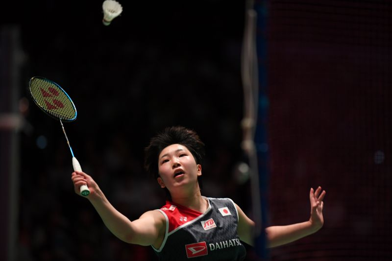 Chen Yufei is one of may Chinese stars wo was expected to come for the torunament