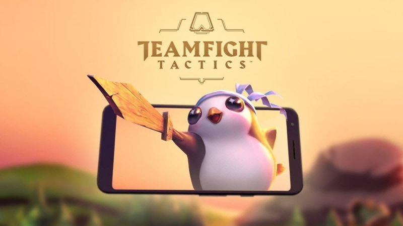 TFT mobile closed beta is out now