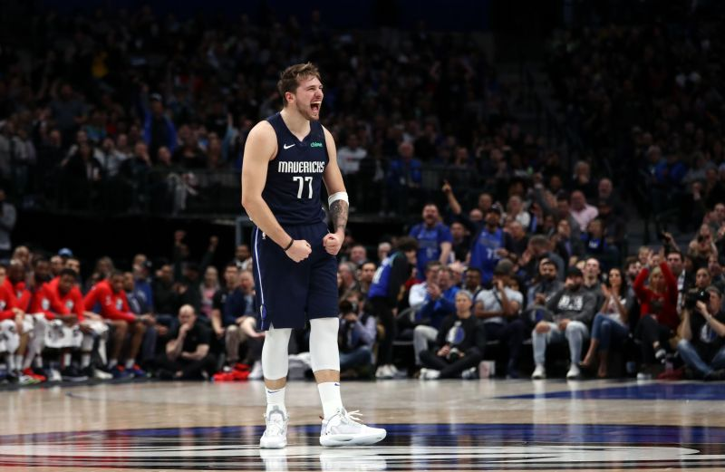 Luka Doncic is expected to return for the Dallas Mavericks