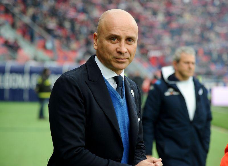 Eugenio Corini was sacked twice by Brescia this season