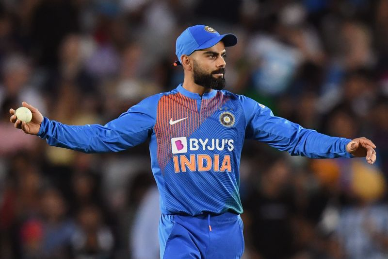 Virat Kohli became the captain to win most number of bilateral T20I series with 10 wins under his belt