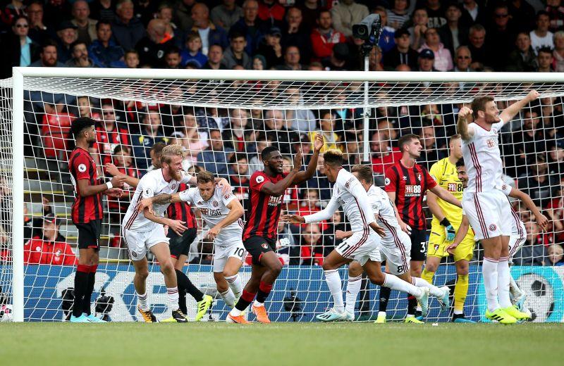 AFC Bournemouth v Sheffield United - Premier League