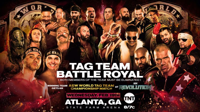 Who will win this match? (Pic Source: AEW Twitter)