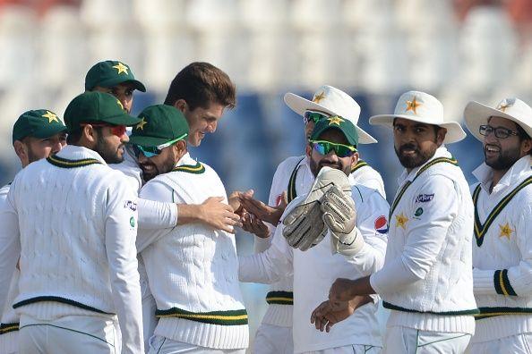 पाकिस्तान ने आईसीसी टेस्ट चैंपियनशिप में दूसरी जीत हासिल की