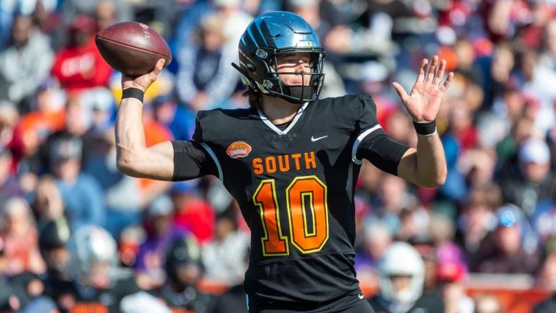 From the 2020 Senior Bowl