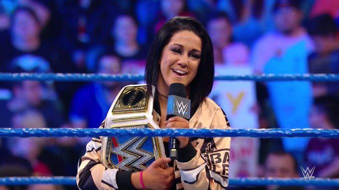 Bayley has a new challenger for her SmackDown Women