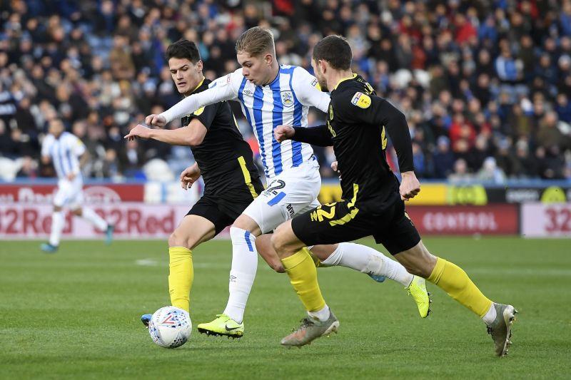 Huddersfield Town v Brentford - Sky Bet Championship