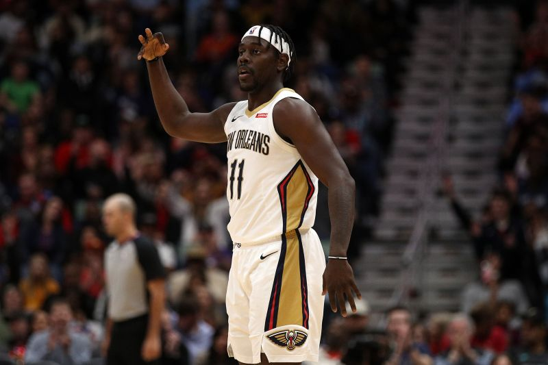 Jrue Holiday is among the big names being linked with the Pelicans
