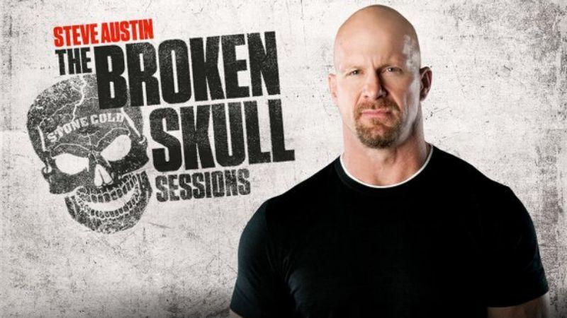 Steve Austin began hosting Broken Skull Sessions in November 2019