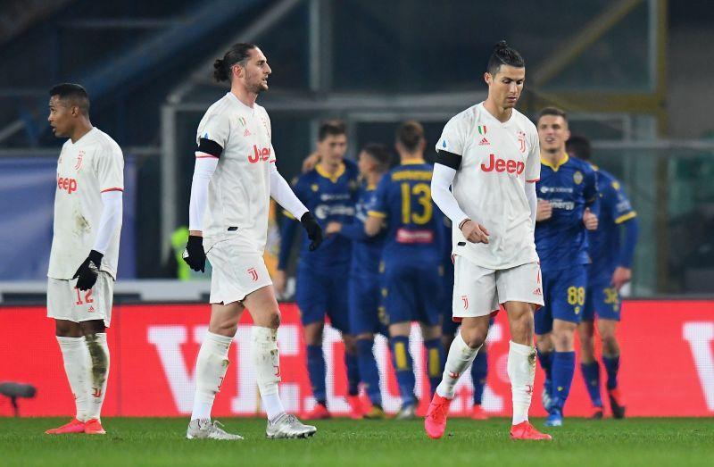 Shaping up for Hellas Verona - Juventus.com  |Juventus Verona