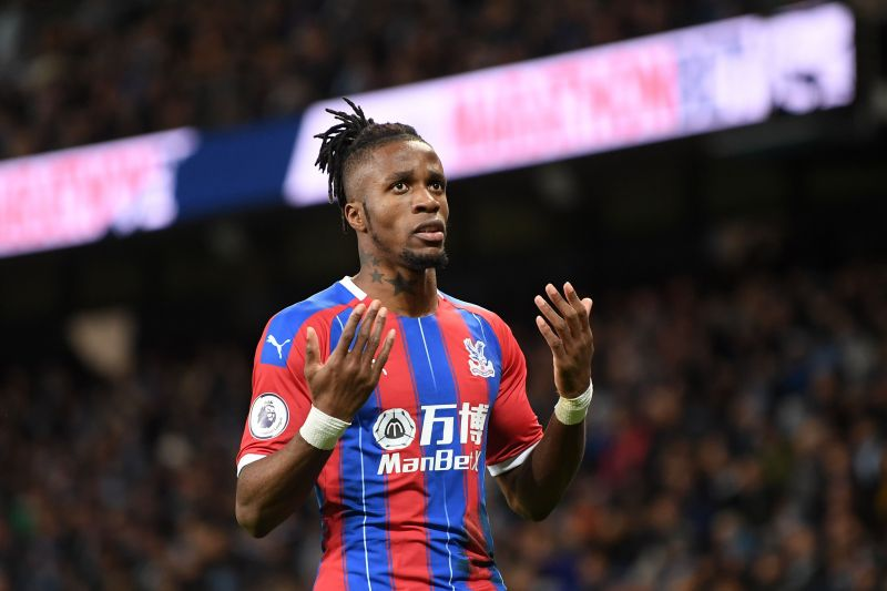 With a longer transfer window, Wilfried Zaha could
