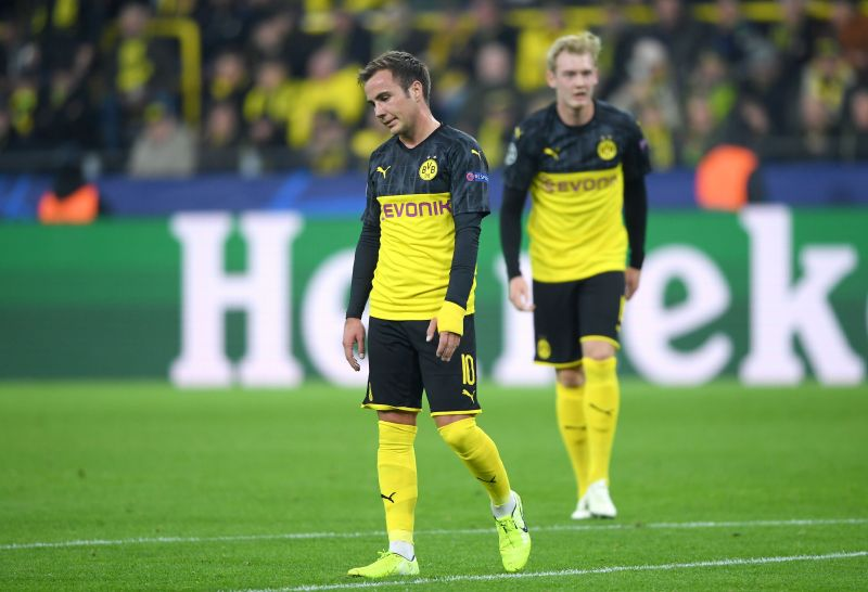 Gotze looks set to leave Borussia Dortmund once again after 4 years at the club.