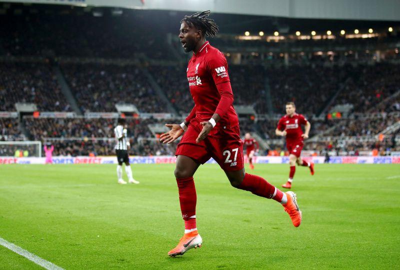 Backup stars like Divock Origi mean that Liverpool