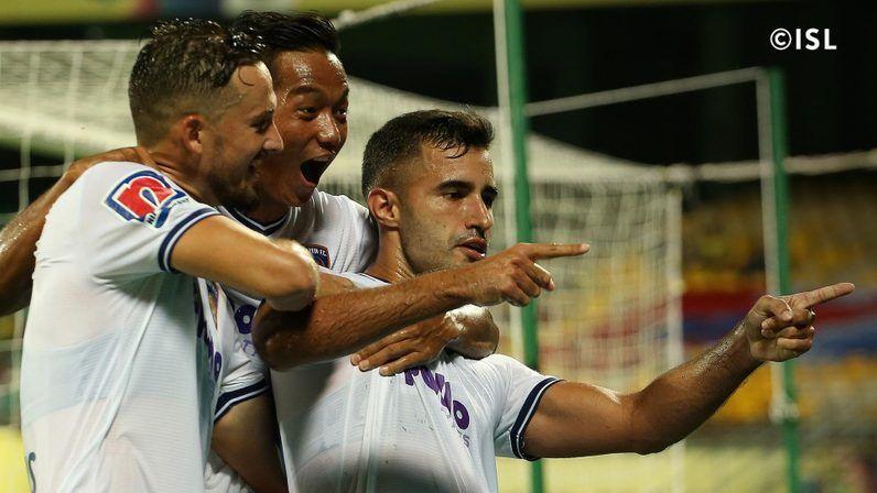 Chennaiyin FC face a tough away trip to Kolkata