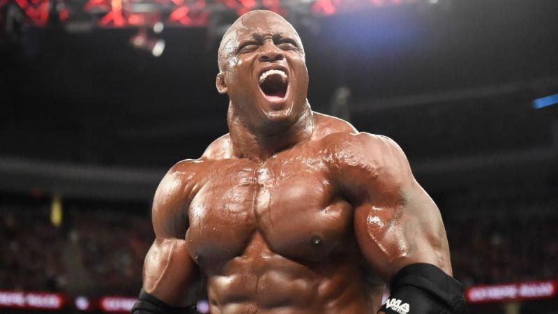 Bobby Lashley should have won that Triple Threat match on Raw.