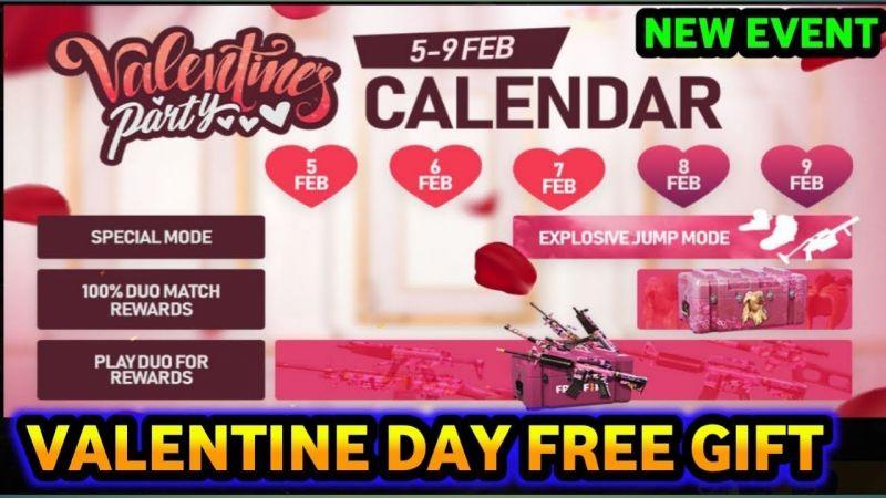 Free Fire Valentine