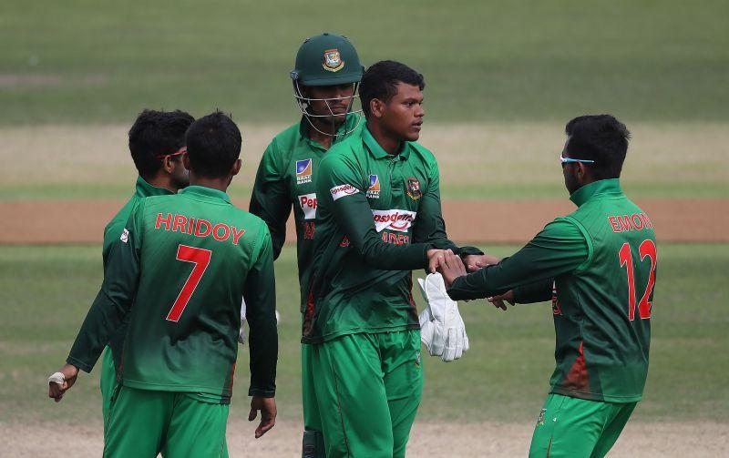 Bangladesh U19 beat New Zealand U19 by six wickets