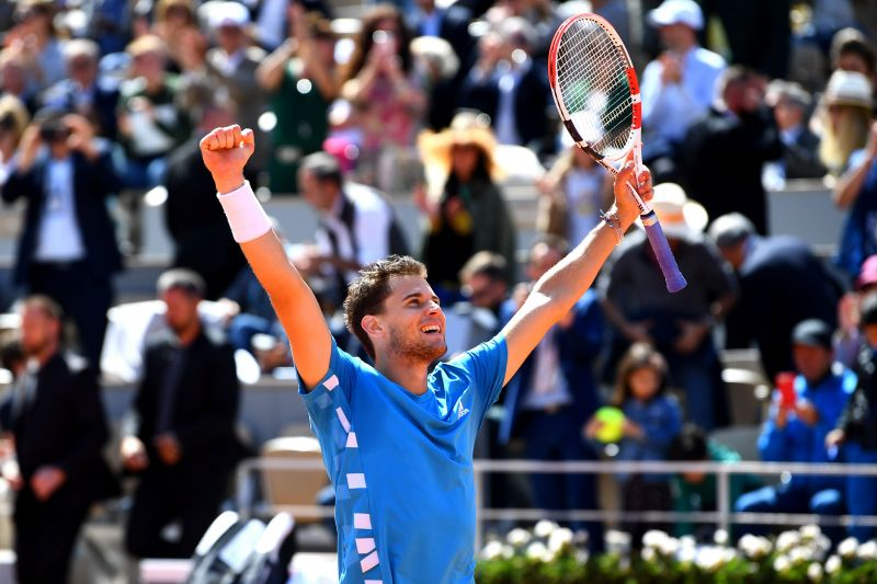 Dominic Thiem will return to his favorite surface