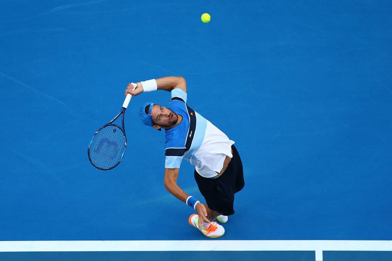 Feliciano Lopez will be looking to capitalise on a good start to the season.