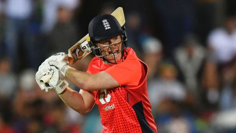 Eoin Morgan has nobody to blame but himself for England