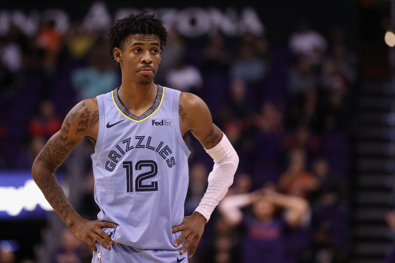 Ja Morant is among the rookies in contention to be named 2020 Rookie of the Year