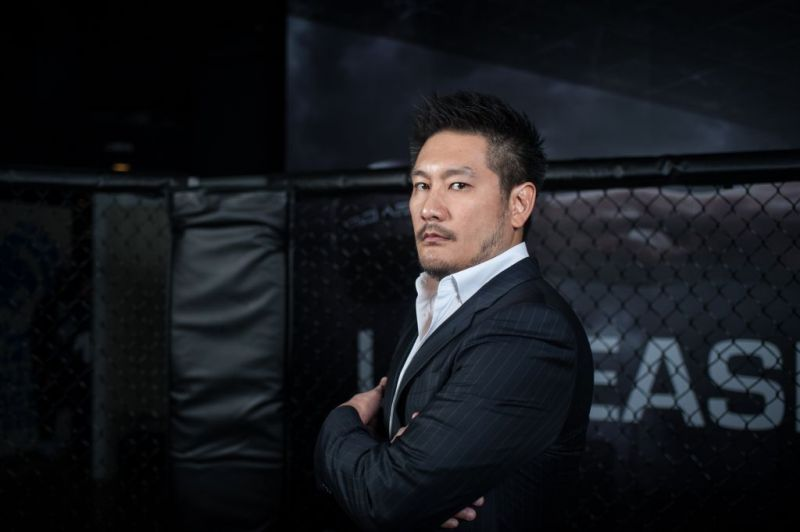 ONE Championship CEO Chatri Sityodtong