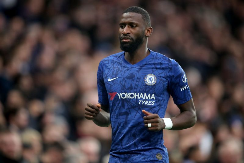 Rudiger needs to step up against United