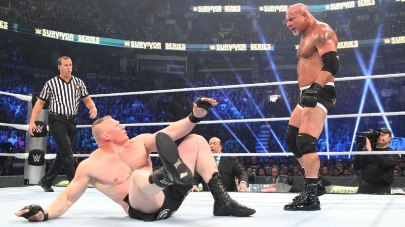 Brock Lesnar wanted to lose against Goldberg so that he could earn more money from WWE!