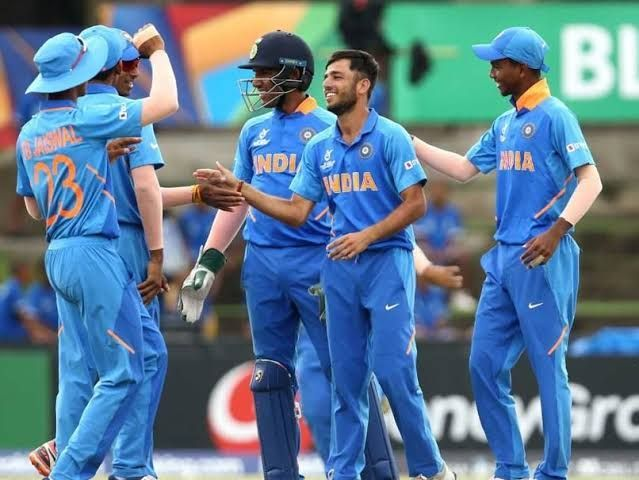 India will play Pakistan in the semis!