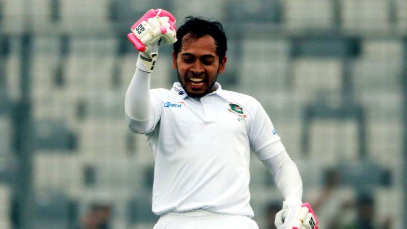 Mushfiqur Rahim is now the leading run-scorer for Bangladesh in Tests, going past Tamim Iqbal