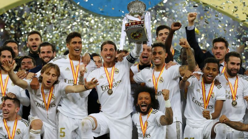 Real Madrid are getting back in their stride