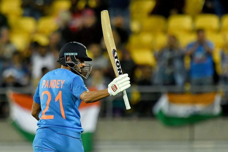 A brilliant fielder, Manish Pandey has made the most of his role as a finisher
