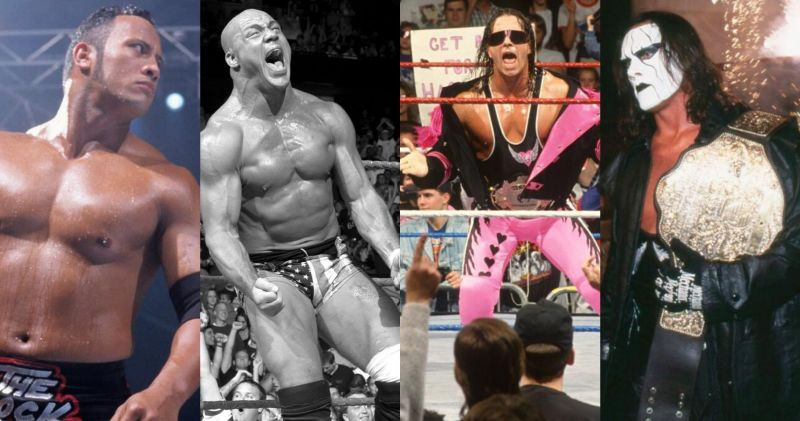 Planned matches that would have been great (Pic Source: WWE)