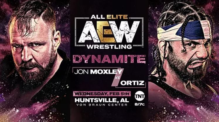 Jon Moxley will be in singles action